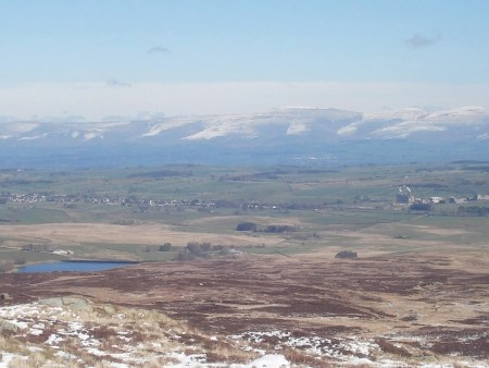 Shap with Cross Fell behind.