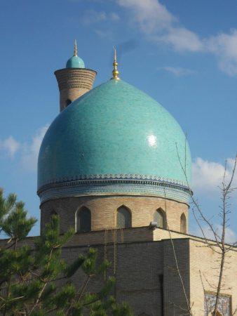 Tashkent.