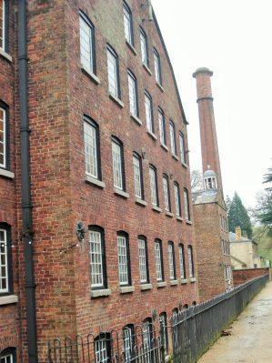 Quarry Bank Mill.