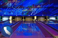Bowling Alleys in California