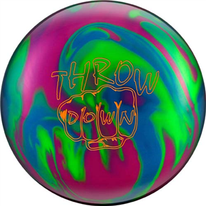 Columbia 300, Throw Down, Bowling Ball, Review