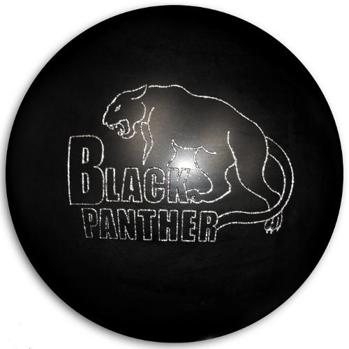 Lane #1 Black Panther, Bowling Ball, Review