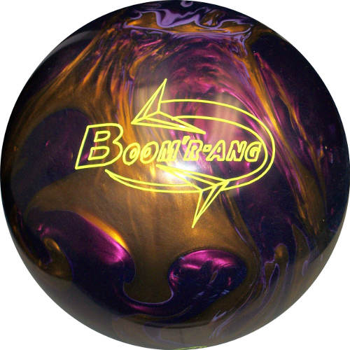 Lane #1 Boom-R'ANG, Bowling Ball, Review