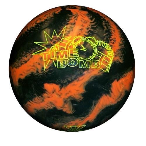 Lane #1 Time Bomb Black Fire, Bowling Ball, Review