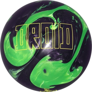Lane 1 Pearl Droid, Bowling Ball Review