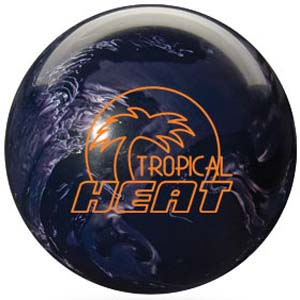 storm heat bowling ball