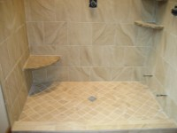 Shower Floor Tile Designs