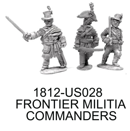 Guard the Frontier with Knuckleduster Miniatures