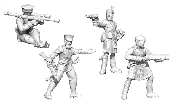 Spartan Games Lead Your Troops In Dystopian Legions