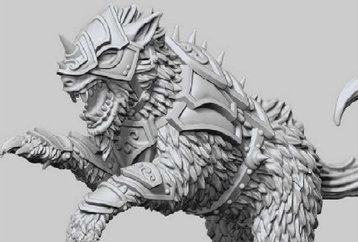 Megalith Preview More Godslayer Releases On Kickstarter
