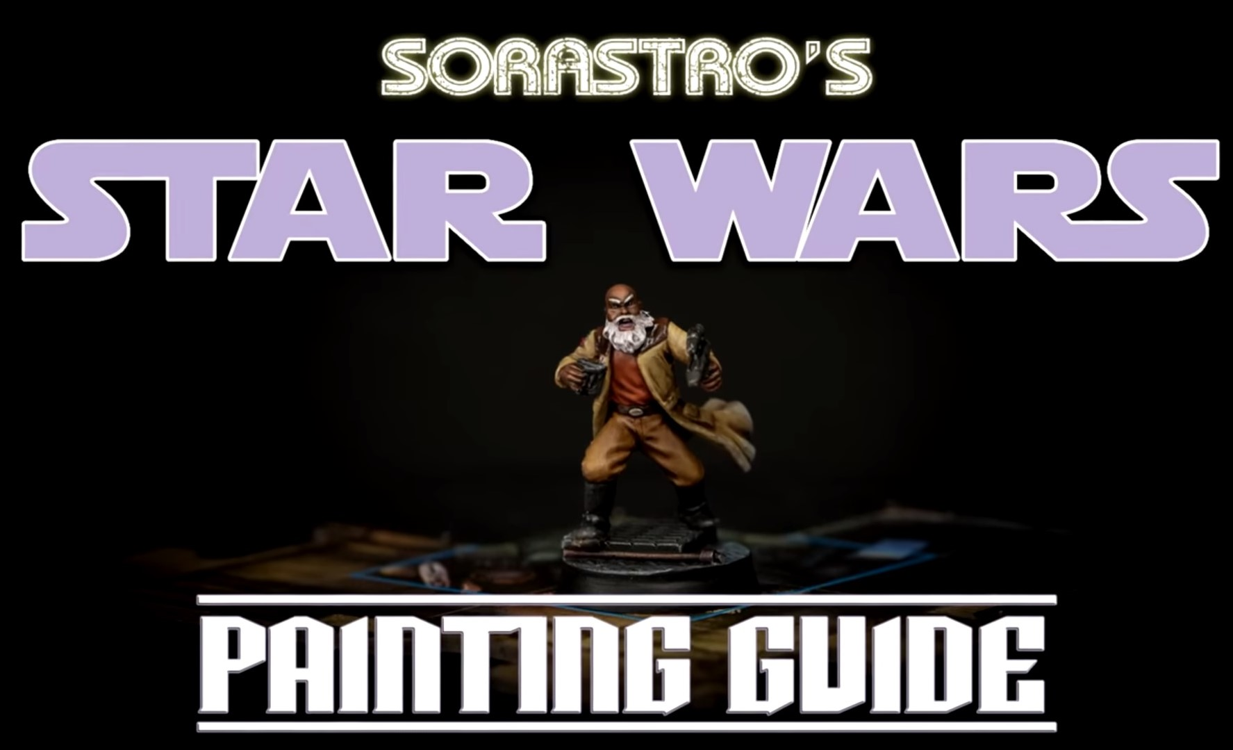 Star Wars Imperial Assault Painting Guide How To Paint Gideon Argus Ontabletop Home Of