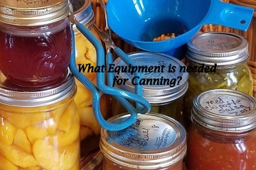 Montana Bowl of Cherries shares what equipment is needed for canning and where to find it.