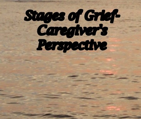 discussion of grief and its stages