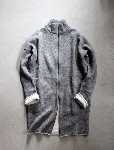 Old Man's Tailor Zip Cardigan