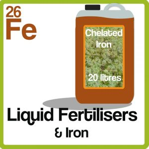 Liquid Fertilisers and Iron