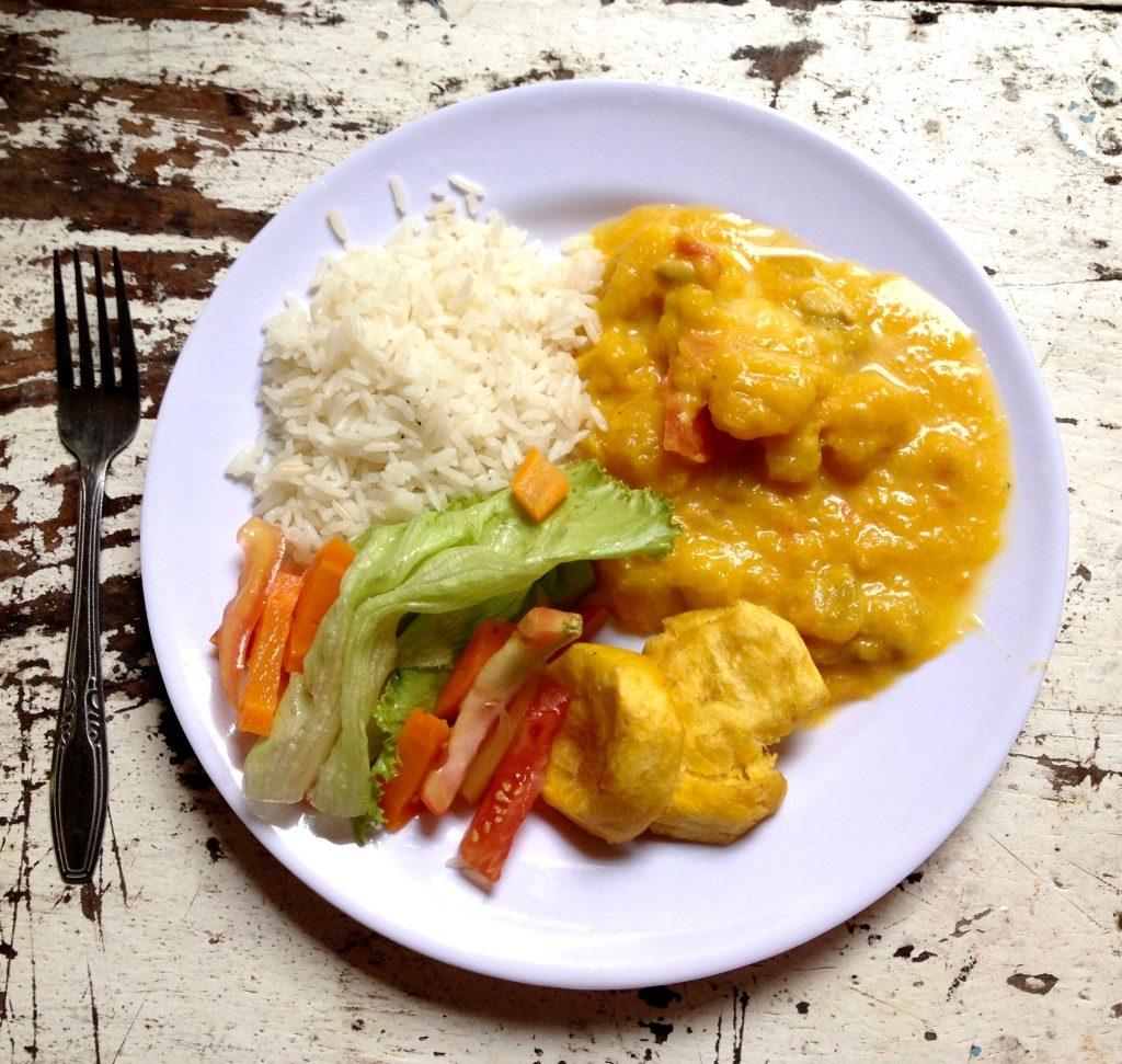 IMG 9885 1 1024x971 - Vegetarisch essen in Nicaragua: mehr als Reis und Bohnen