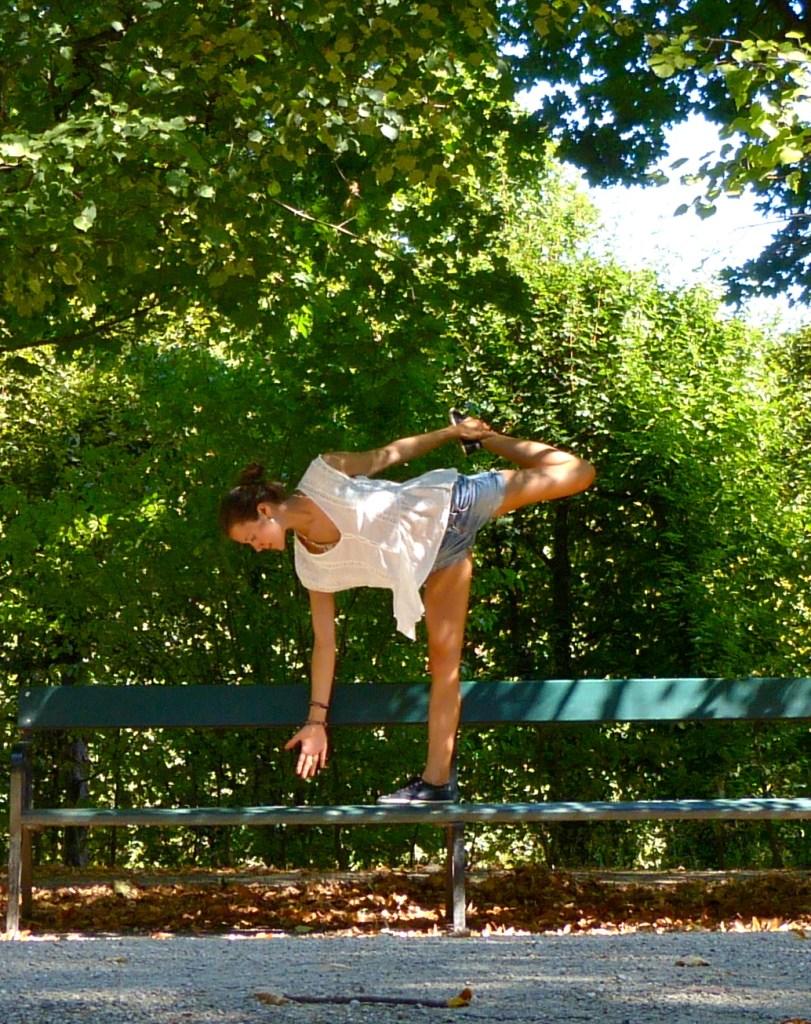 L1050673 811x1024 - Mein Yoga Weg: Wie ich zum Yoga kam und zu meiner täglichen Praxis