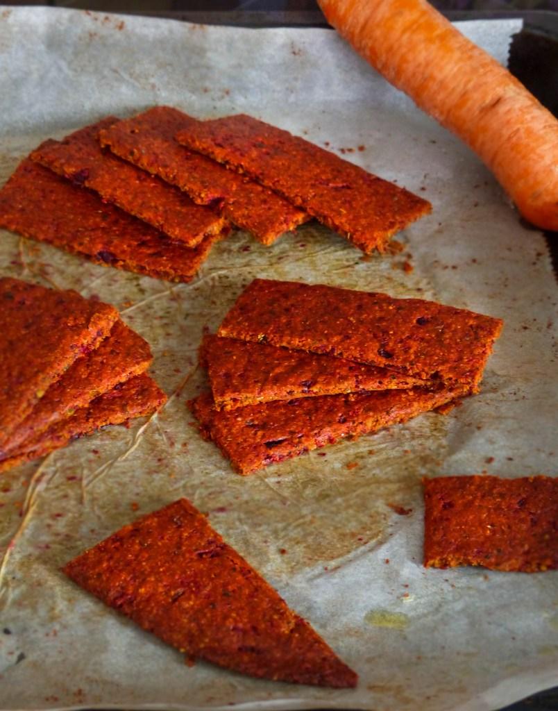 L1050853 LR 57 804x1024 - Herzhaft Snacken: Gemüse Cracker