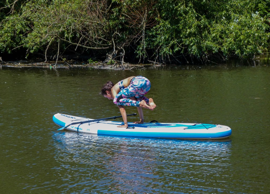 L1050853 LR 1024x737 - SUP Yoga: Bewegung und Entspannung im Fluss der Natur
