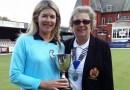 Nicola is four time Ladies Champion