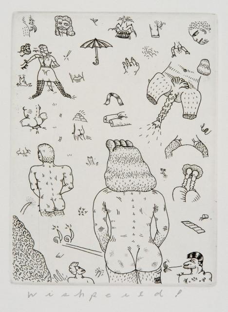 Artist Jim Nutt