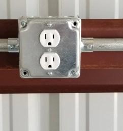 metal building workshop complete electrical wiring [ 4032 x 1960 Pixel ]