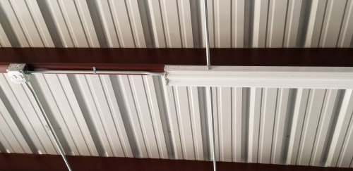 small resolution of metal building workshop complete electrical wiring