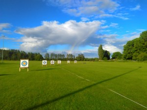 Outdoor range at Benfield School