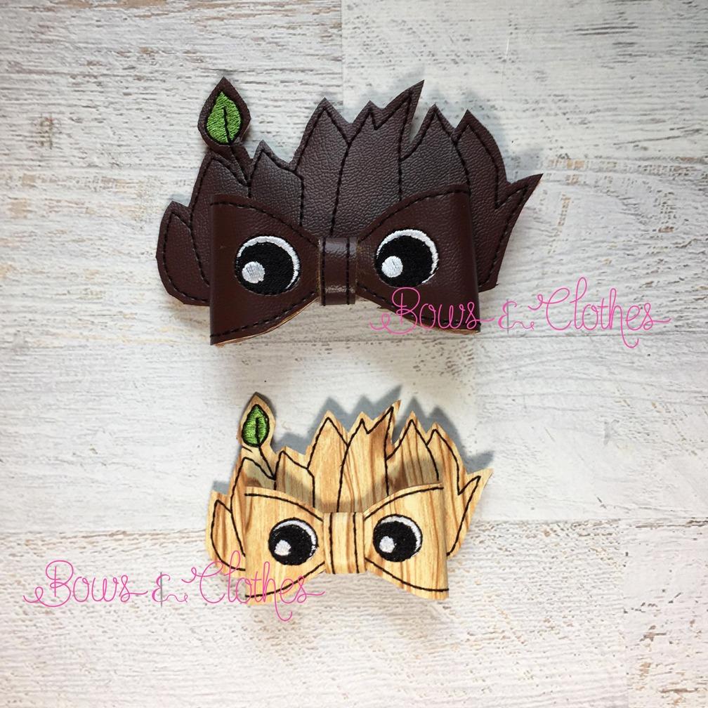 Baby Tree Bow