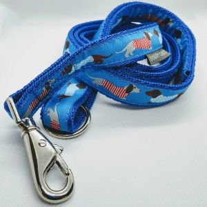 handmade blue lead