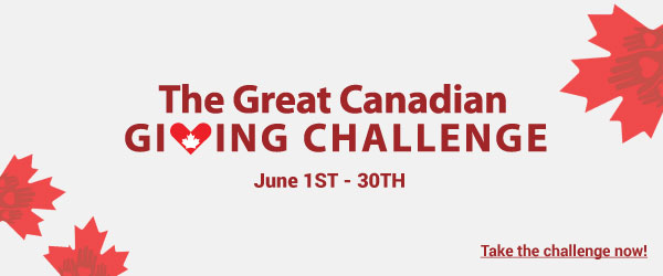 The Great Canadian Giving Challenge 2015