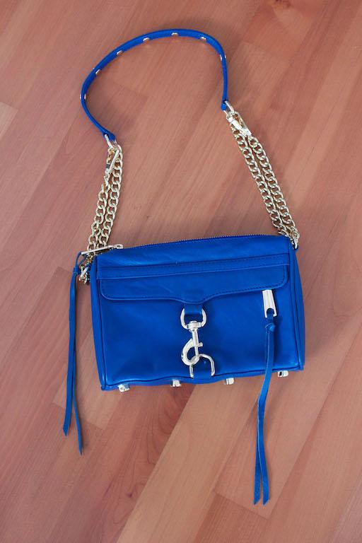 mini mac electric blue