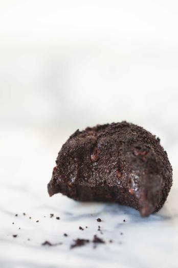 acai cacao truffles