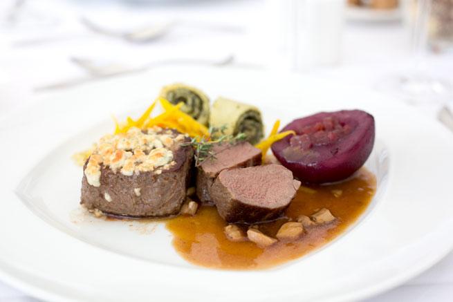 livada prestige hotel lunch