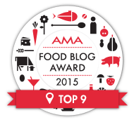 ama food blog award finale top 9