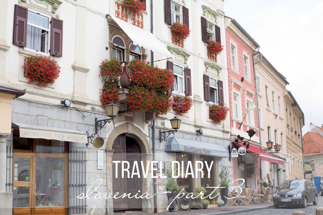 travel diary slovenia ptuj