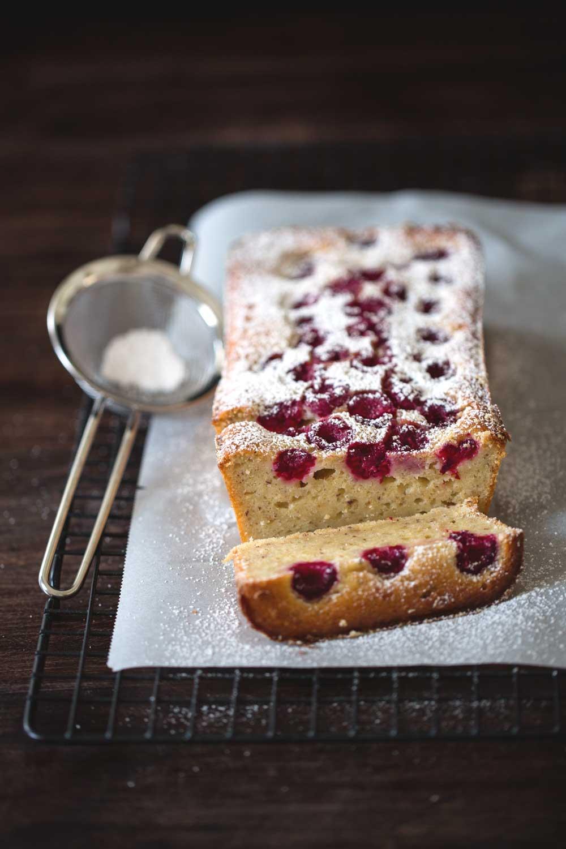 frangelico raspberry hazelnut cake