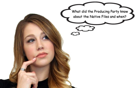WhenDidYouKnowAboutNativeFiles
