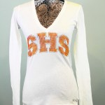 SHS VNeck Long Sleeve