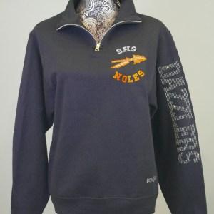 1/4 Zip SHS Noles Dazzlers