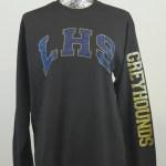 LHS Greyhounds long sleeve crew Tee
