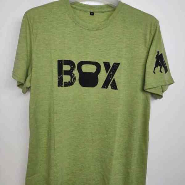 Camiseta BOX BASIC TIRE FLIP