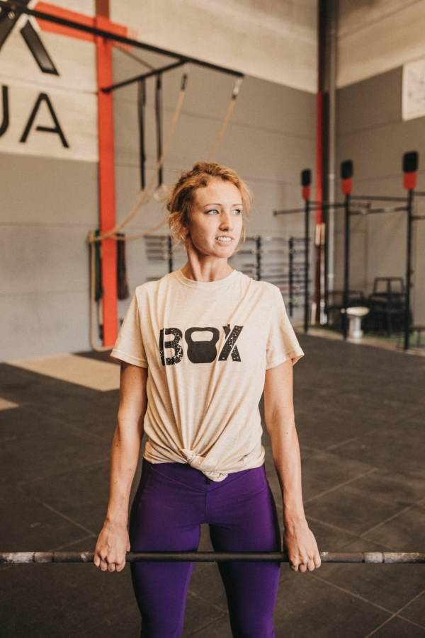 box clothes fitness 18