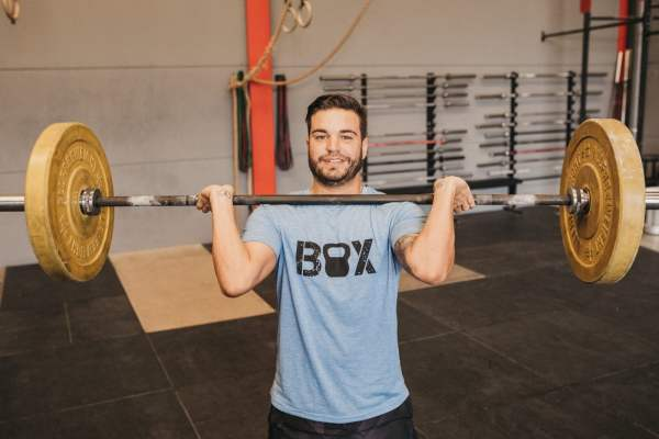 box clothes fitness 22