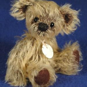 Rocko - 4″ ARTIST MINIATURE TEDDY BEAR Pattern
