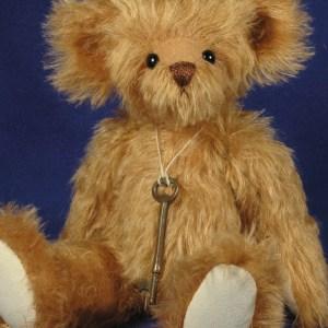 "Marco - 12"" Mohair Artist Teddy Bear Pattern"