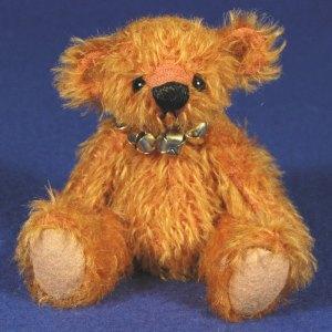 Oliver - 5″ MINIATURE TEDDY BEAR PATTERN