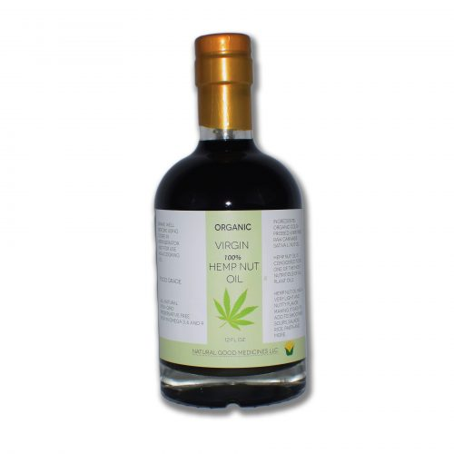 Hemp Nut Oil
