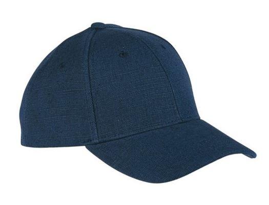 Navy-Hemp-Baseball-Cap