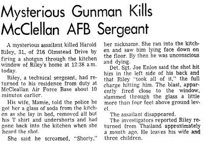 27 sept 71 mysterious gunman clipping